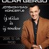 Oláh Gergő jótékonysági koncert 2015 - Jegyek itt!