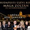 Mága Zoltán Újévi Koncert 2016 - Fellépők és jegyek itt!