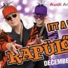 Rapülők koncert 2017-ben az Audi Arénában Győrben - Jegyek itt!