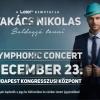 Takács Nikolas karácsonyi koncert a MÜPA sátorban - Jegyek itt!