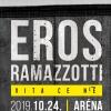 Eros Ramazzotti koncert Budapesten ad koncertet 2019-ben - Jegyek itt!