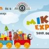 Mikulás Expressz indul 2019-ben a Vasúttörténeti Parkba! Jegyek itt!