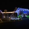 Decembertől vár Eta néni karácsonyi fényekkel díszített háza!Videó itt!