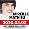 Mireille Mathieu 2020-ban Budapesten a Sportarénában - Jegyek itt!