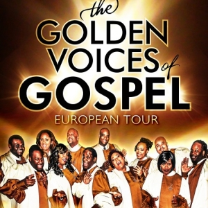 The Golden Voices of Gospel koncert 2015-ben Budapesten - Jegyek itt!