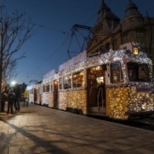 Fényvillamos Budapesten 2019-ben is! Menetrend itt!