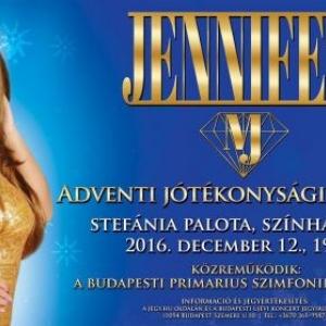 Adeventi jótékonysági koncert Mága Jenniferrel - Jegyek itt!