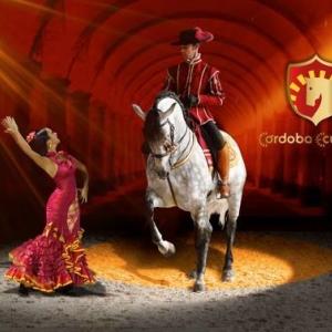 Andalúzia csillagai - Spanyol Királyi Lovasiskola lovas show Budapesten az Arénában - Jegyek itt!