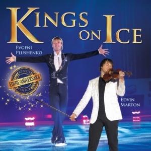 Edvin Marton és Evgeni Plushenko Kings on Ice 2018-ban a Papp László Sportarénában Budapesten!