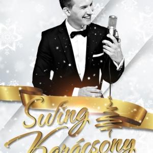 Swing karácsony - Gájer Bálint karácsonyi koncert a MOM Sportban - Jegyek itt!
