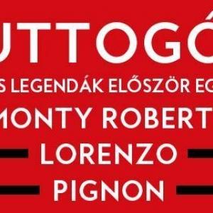 SUTTOGÓK - Lovas legendák először együtt lovas show Monty Robertsel az Arénában - Jegyek itt!