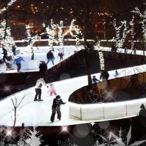 Próbáld ki INGYEN a jégfolyosós budapesti jégpályát!