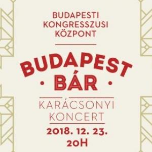 Budapest Bár Karácsonyi koncert a Budapesti Kongresszusi Központban - Jegyek itt!