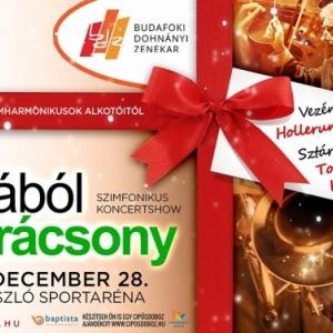 Budafoki Dohnányi Zenekar - Igazából karácsony koncert az Arénában - NYERJ JEGYET!