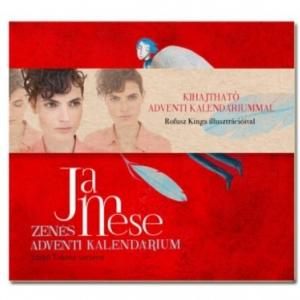 JaMese - Zenés Adventi Kalendárium CD! NYERD MEG!