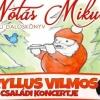 Gryllus Vilmos Nótás Mikulás 2020-ban Budapesten - Jegyek itt!