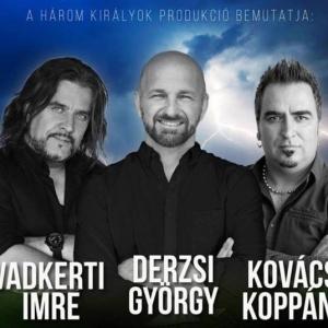 A három királyok: Adventi koncert musical sztárokkal a KÖSZI-ben - Jegyek itt!